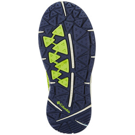 Columbia Drainmaker III Shoes Youth fission/sea salt